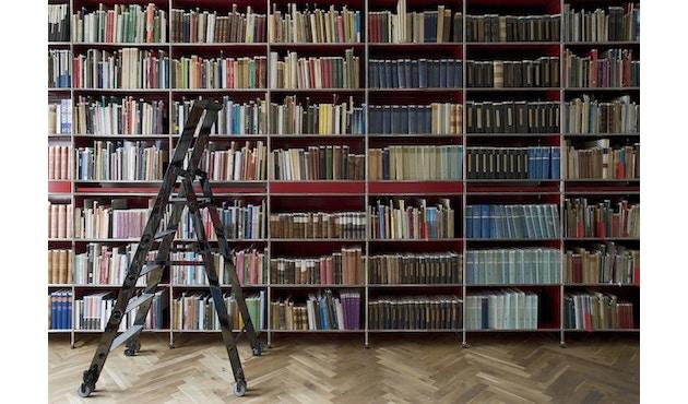 USM Haller - Bücherregal - rot - 2