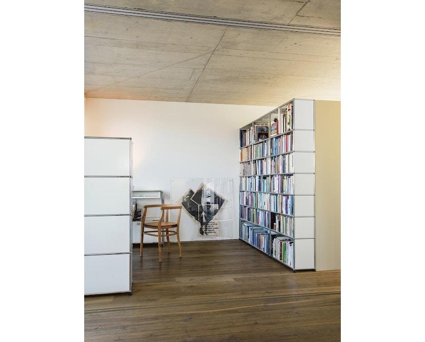 USM Haller - Bücherregal - rot - 3