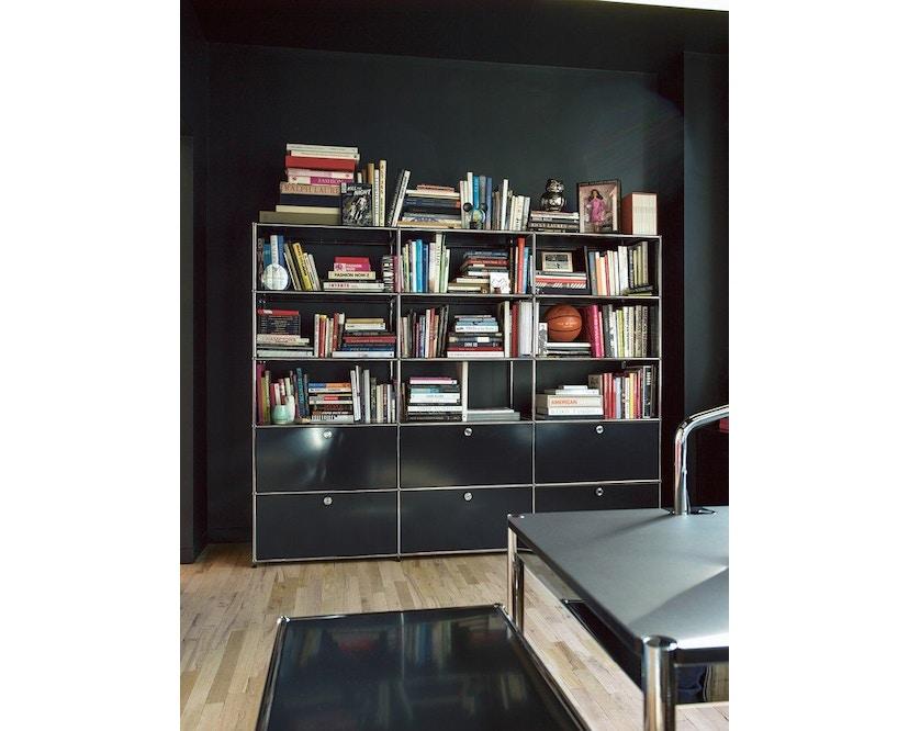 USM Haller - Bücherregal - weiß - 3