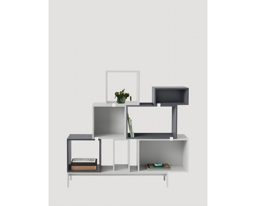 Muuto - Stacked - light grey - Element klein - 2