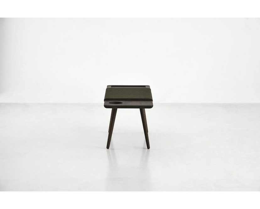 Woud - Baenk Bench - Oil treated smoked oak - 3