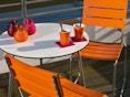 Weishäupl - Balcony Bistrotisch - HPL weiß - 6