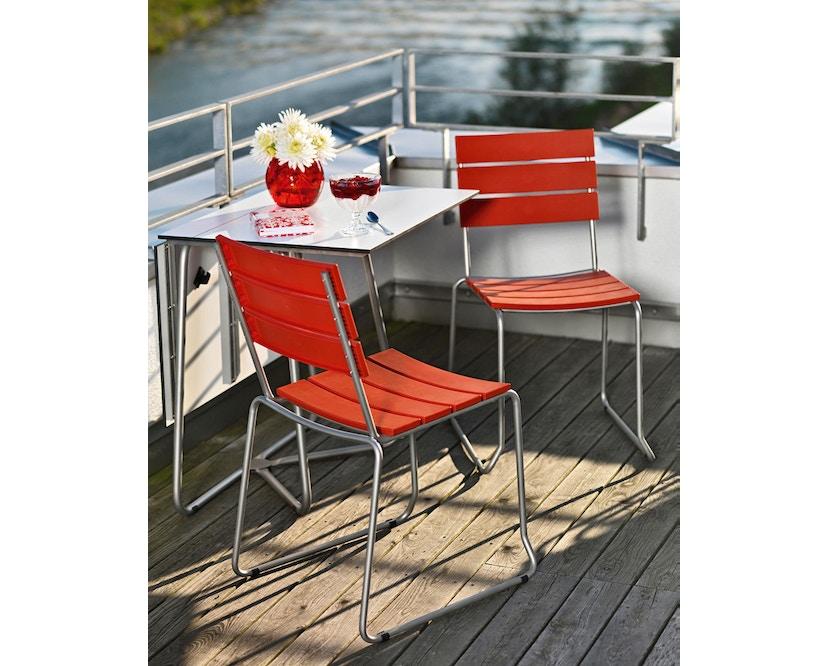 Weishäupl - Balcony klaptafel - wit - 2