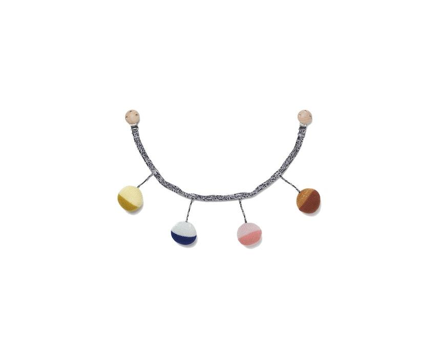 ferm LIVING - Ball knitted Wagenkette - 1