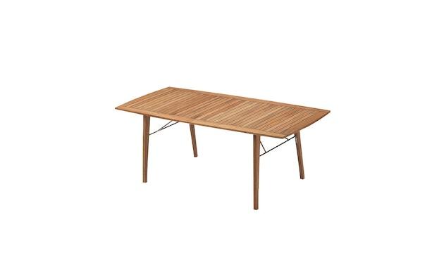 Skagerak - Ballare tafel - zonder rubberen scharnieren - 2