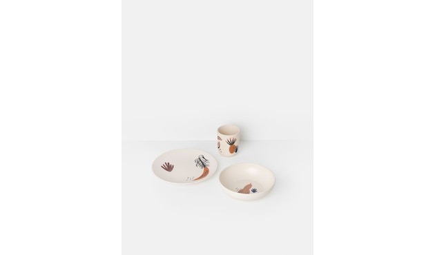 ferm LIVING - Bambus servies-set - Fruiticana - 2