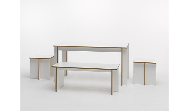 Tojo - Bank - 120 x 45 x 45 cm - 7