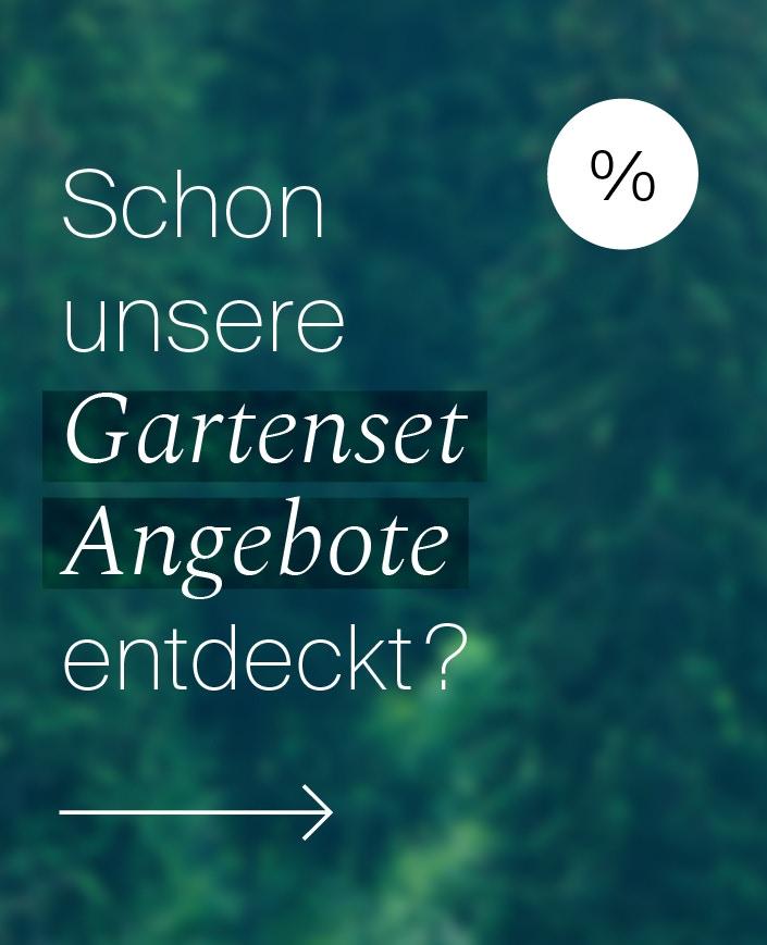 Gartensets-Angebote-Banner