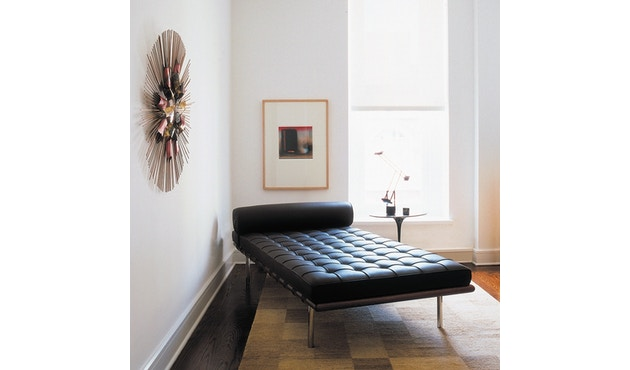 Knoll International - Chaise longue Mies van der Rohe Barcelona  - 3