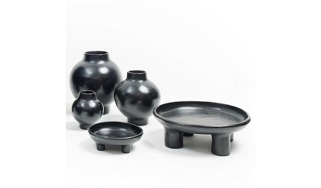 Ames - Barro Keramikvase - groß - 3