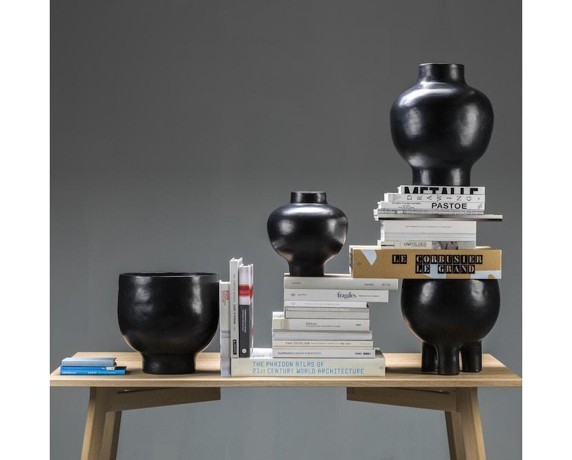 Ames - Barro Keramikvase - groß - 5