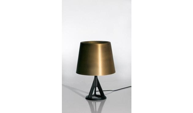 Tom Dixon - Base tafellampen - messing geborsteld - 2
