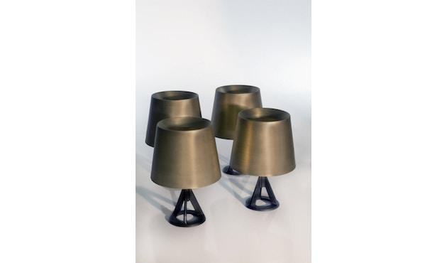 Tom Dixon - Base tafellampen - messing geborsteld - 4