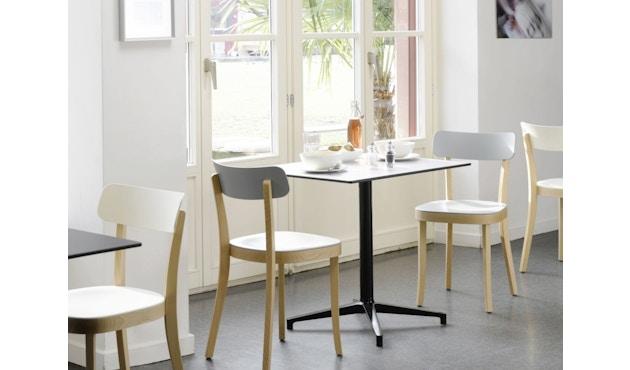 Vitra - Bistro Table indoor - rechteckig/schwarz - 2