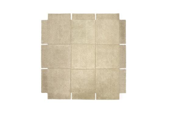 Design House Stockholm - Basket Teppich - beige - 2