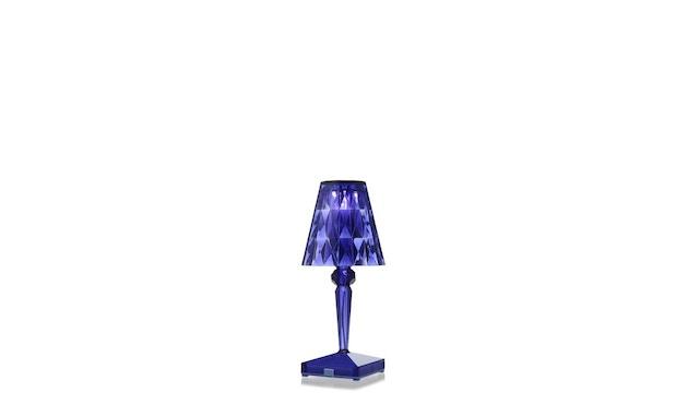 Kartell - Battery Tafellamp - blauw - 2