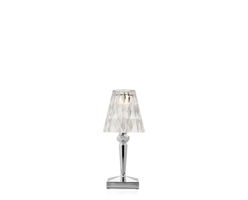 Kartell - Battery Tafellamp - chroom - 1