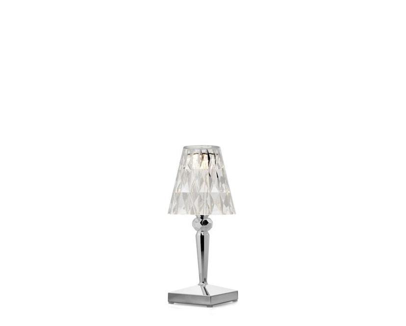 Kartell - Battery Tafellamp - chroom - 2