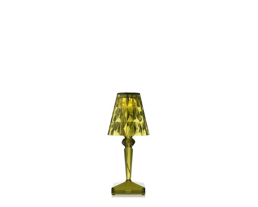 Kartell - Battery Tafellamp - groen - 1