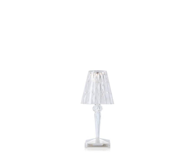 Kartell - Battery Tafellamp - kristal - 1