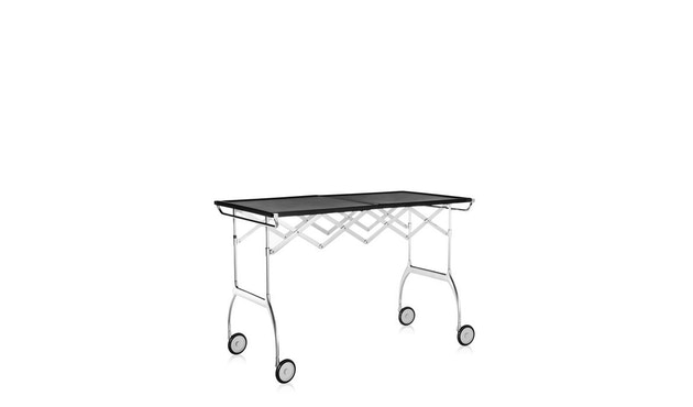 Kartell - Battista trolley - zwart - 7