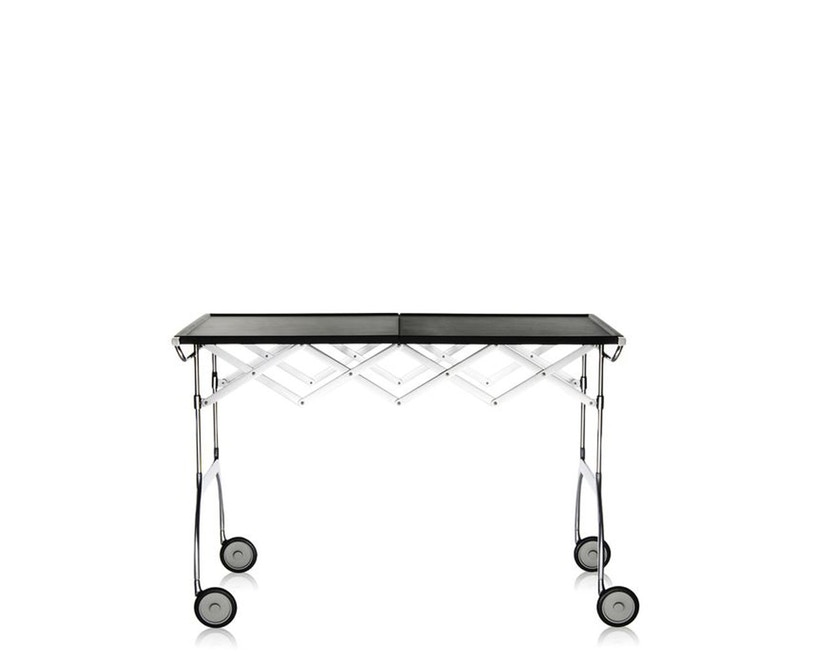 Kartell - Battista trolley - zwart - 6