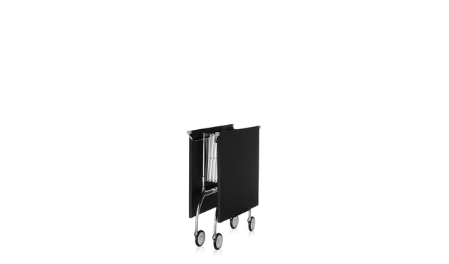 Kartell - Battista trolley - zwart - 8