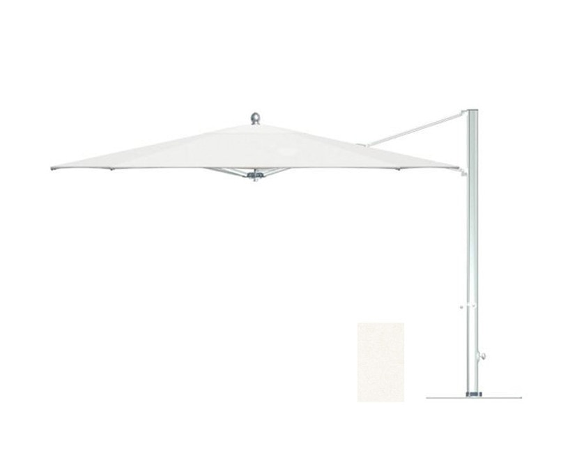 Tuuci - Bay master aluminium single cantilever parasol - natuurwit - 1