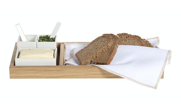 Brot, Butter und Salz Set
