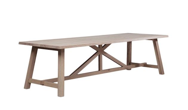 Janua - BC 02 tafel - Eiken natuur geolied - 180 cm - 90 cm - 2