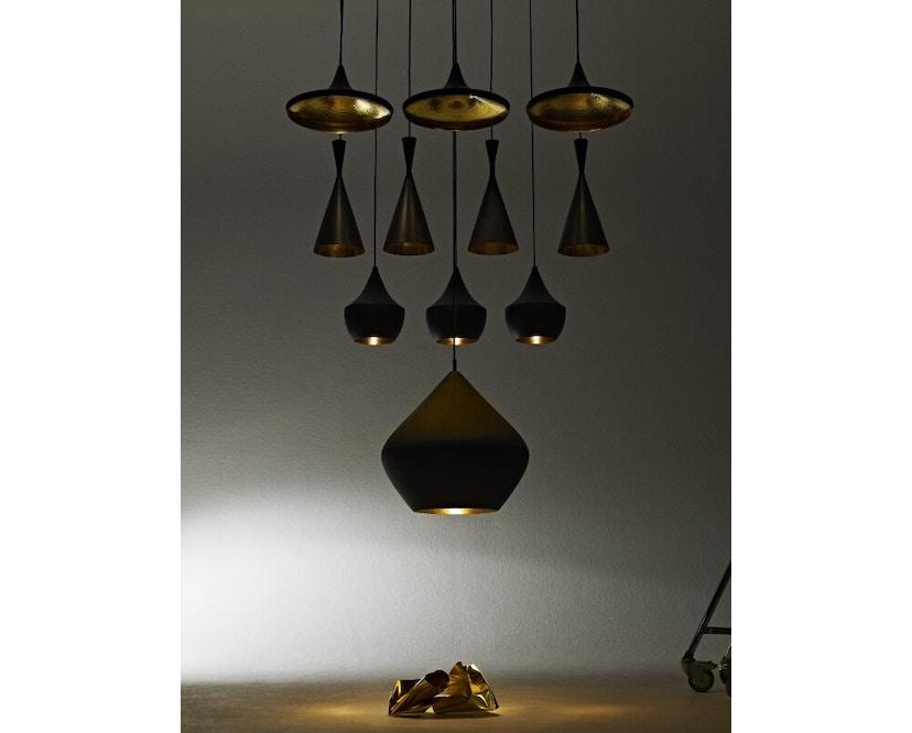 Tom Dixon - Beat hanglamp Fat - zwart - 9