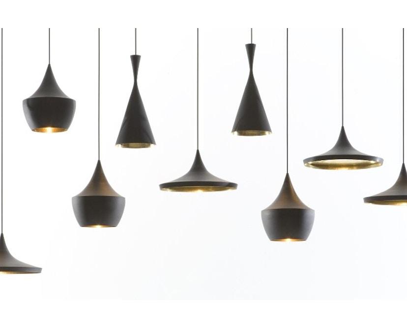 Tom Dixon - Beat hanglamp Fat - zwart - 10