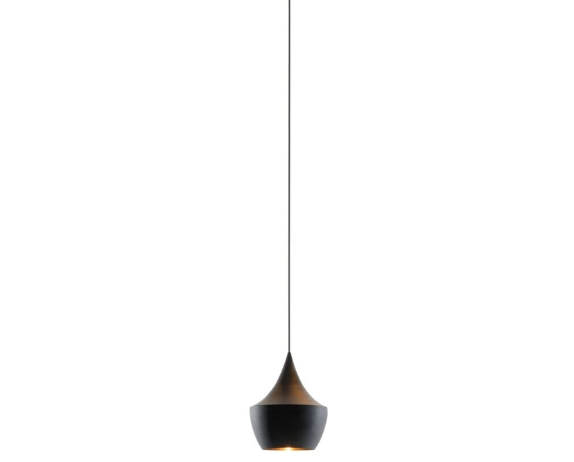 Tom Dixon - Beat hanglamp Fat - zwart - 1