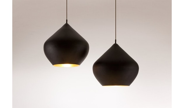 Tom Dixon - Beat Stout hanglamp - zwart - 2