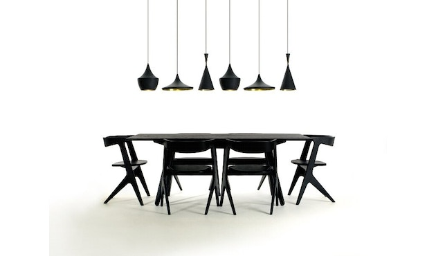 Tom Dixon - Beat Stout hanglamp - zwart - 11