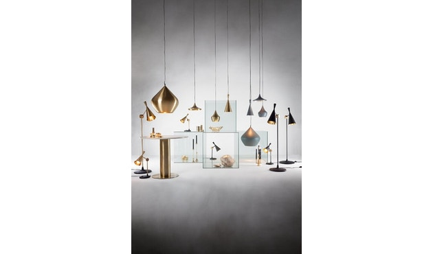 Tom Dixon - Beat Stout hanglamp - zwart - 12