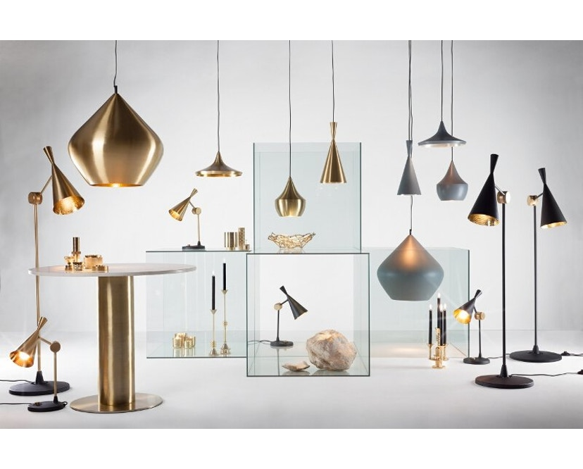 Tom Dixon - Beat Stout hanglamp - zwart - 13