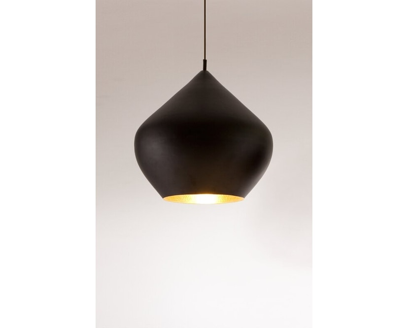 Tom Dixon - Beat Stout hanglamp - zwart - 3