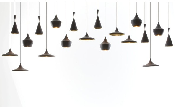 Tom Dixon - Beat Stout hanglamp - zwart - 5