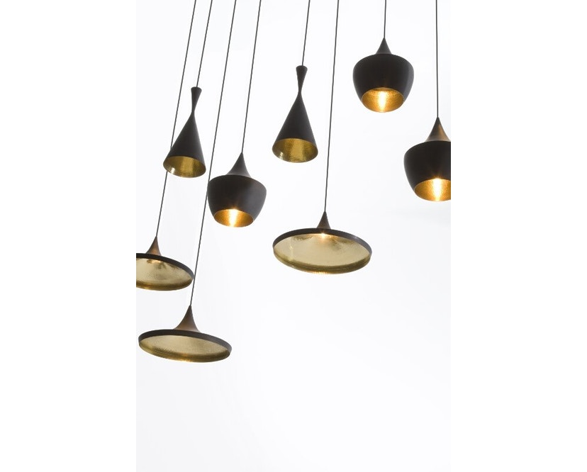Tom Dixon - Beat Stout hanglamp - zwart - 10