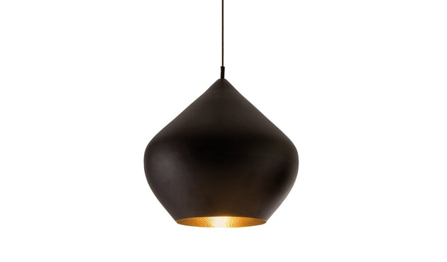 Tom Dixon - Beat Stout hanglamp - zwart - 1