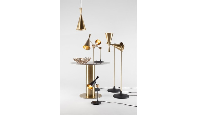 Tom Dixon - Beat Table tafellamp - messing geborsteld - 8