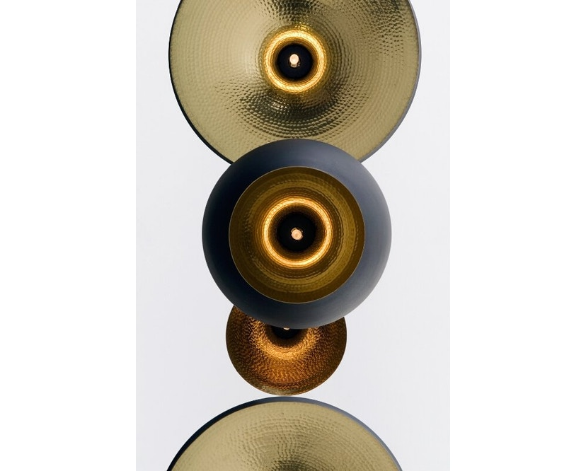 Tom Dixon - Beat Tall hanglamp - zwart - 8
