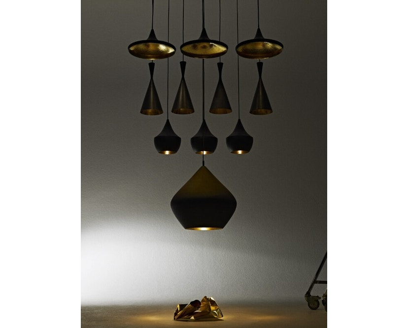Tom Dixon - Beat Tall hanglamp - zwart - 9