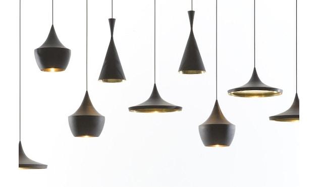 Tom Dixon - Beat Wide hanglamp - messing geborsteld - 7