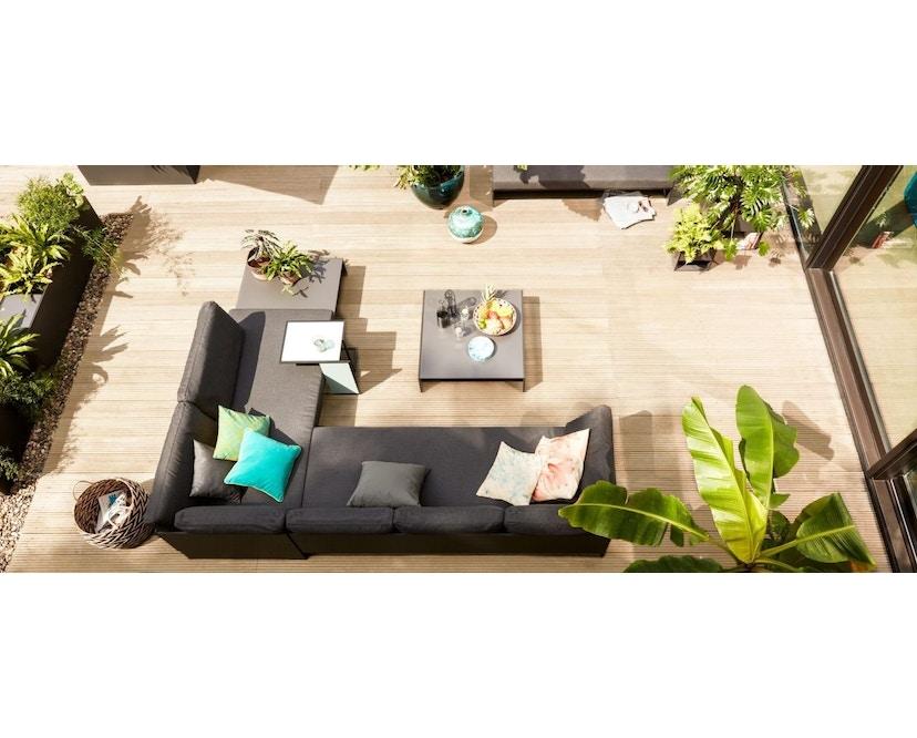 Conmoto - Beistelltisch Riva Lounge - anthrazit - 2