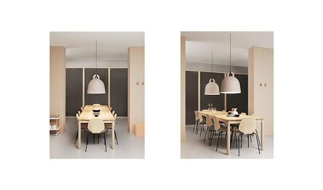 Normann Copenhagen - Bell Leuchte - wit - Ø 22 cm - 12