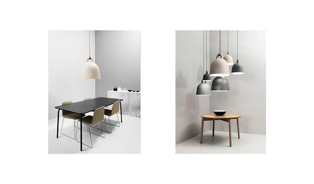 Normann Copenhagen - Bell Leuchte - XS - schwarz - 13