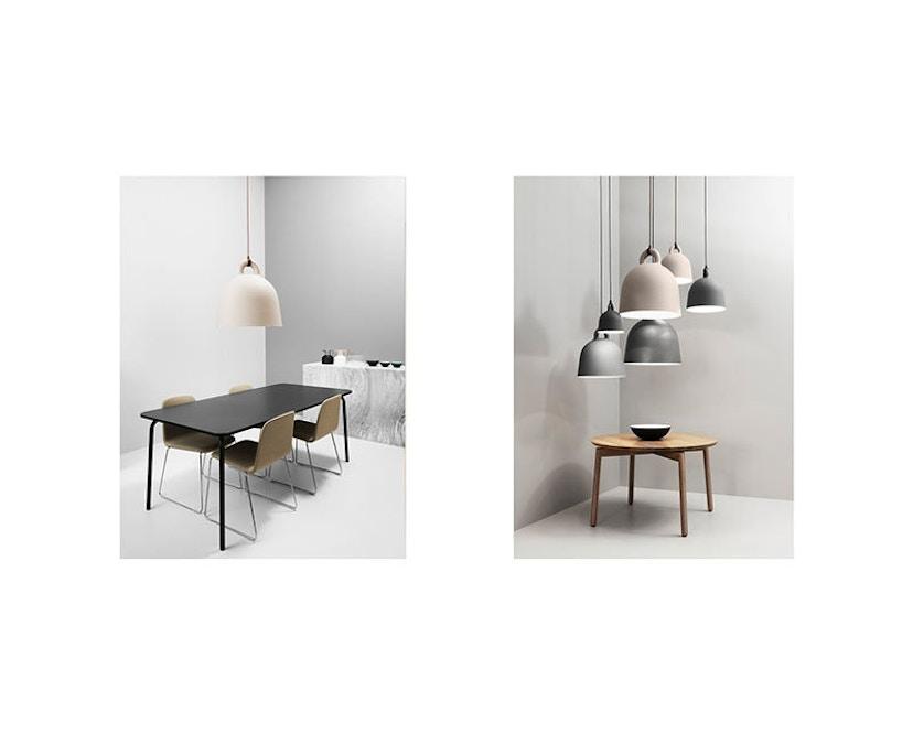 Normann Copenhagen - Bell Leuchte - wit - Ø 22 cm - 13