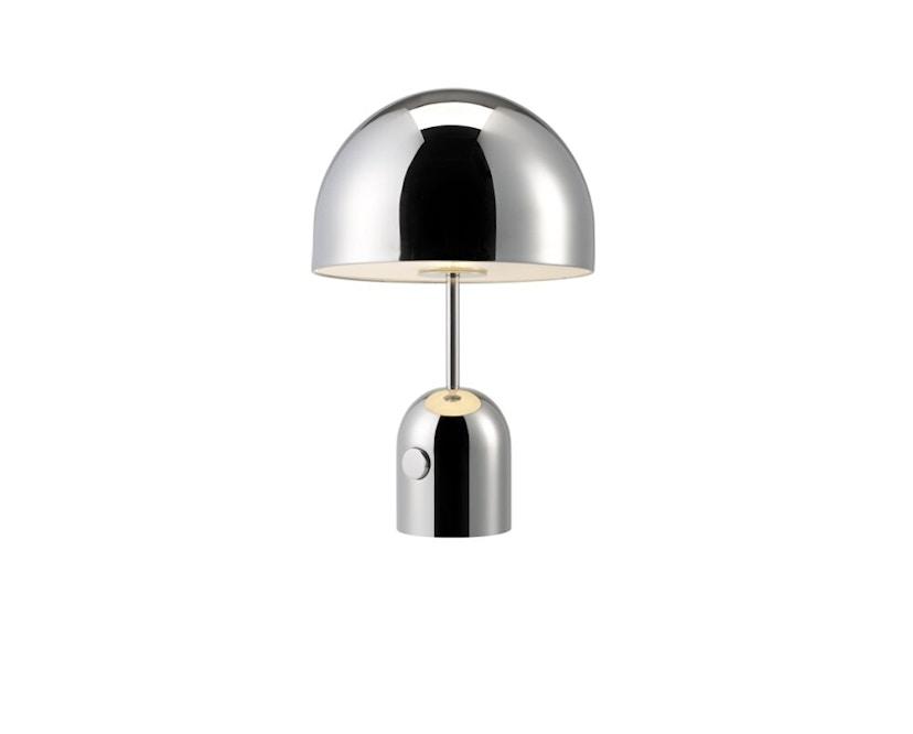 Tom Dixon - Bell Table Tischleuchte - chrom - 1